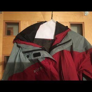 Columbia Titanium skiing/all mountain jacket.